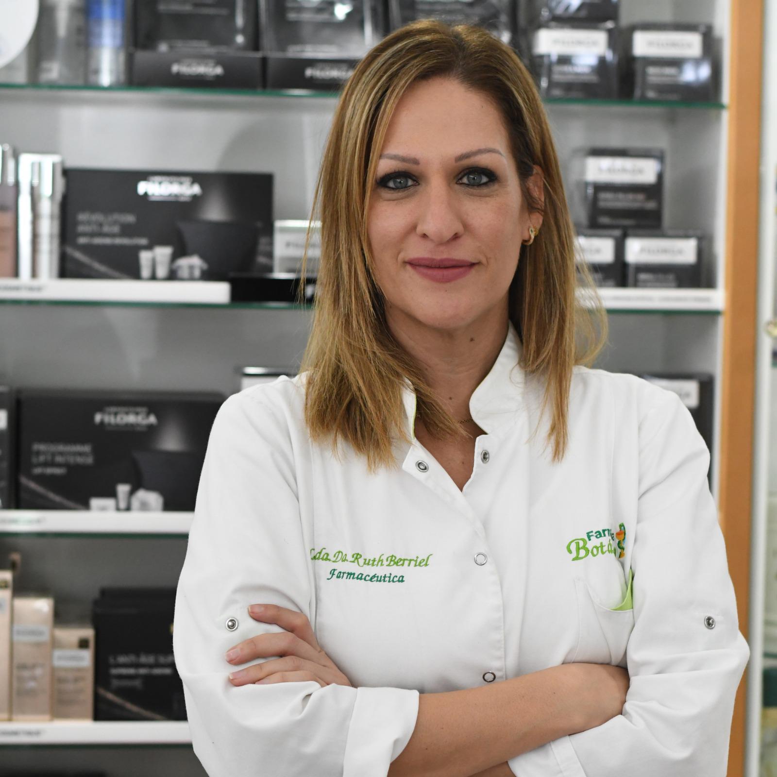 Ruth Berriel
